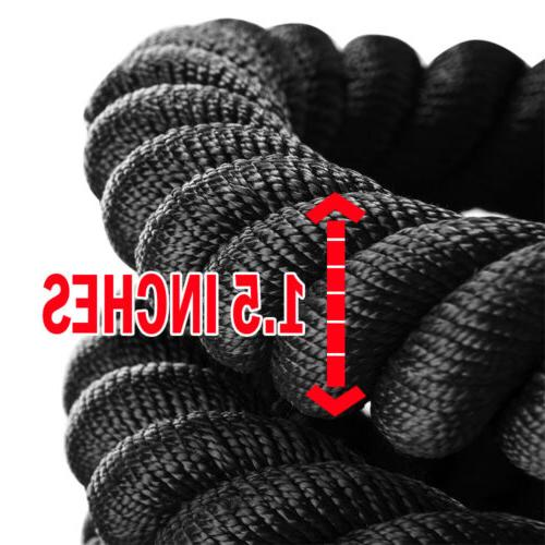 """1.5"""" Ropes Exercise Fitness Gym Equipment"""