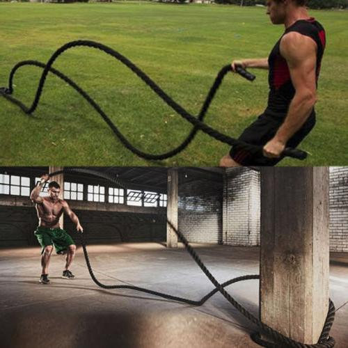 Ropes Fitness Gym