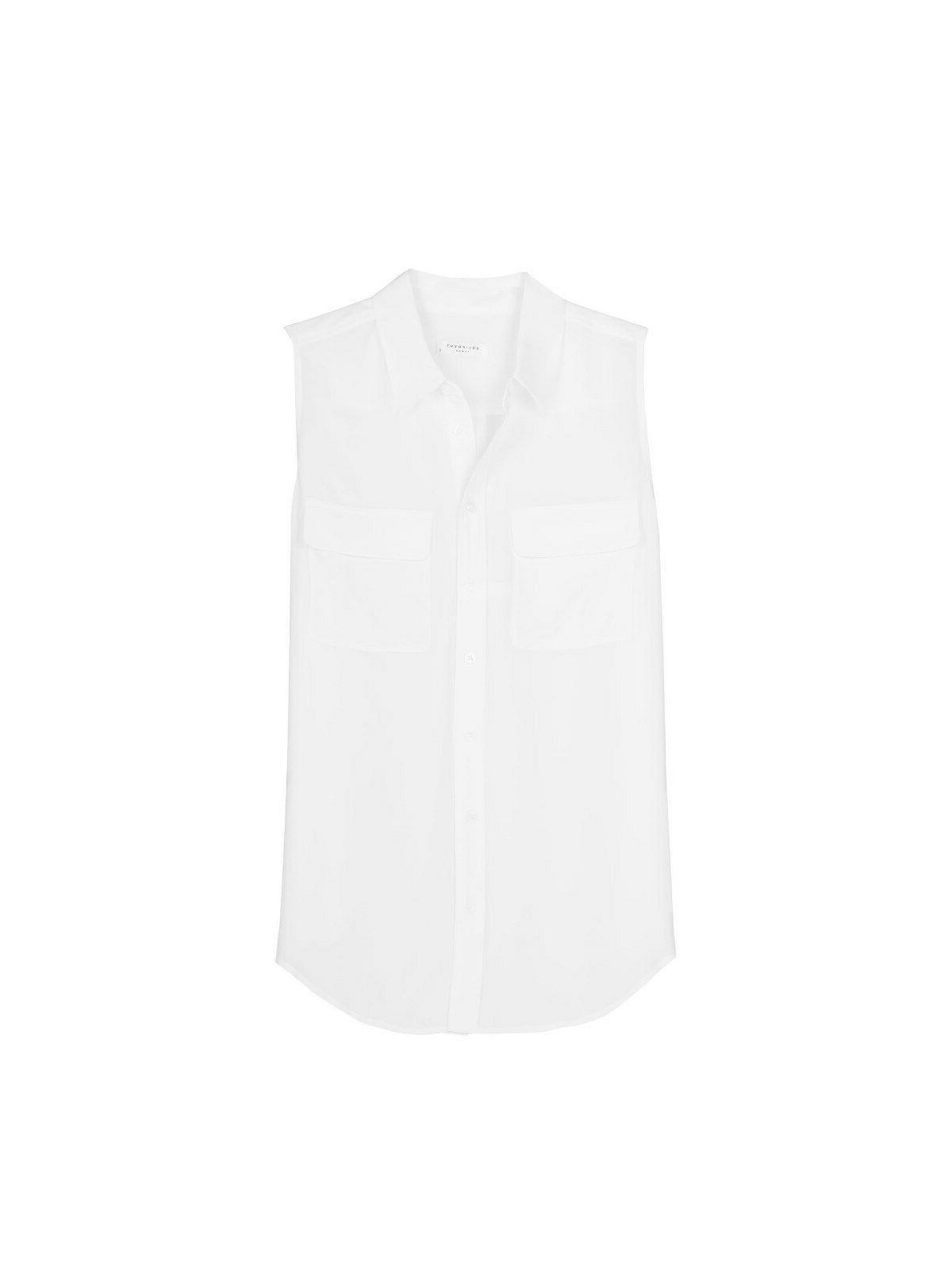 $195 Silk White