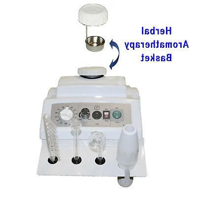 2 in Aromatherapy Steamer High Frequency Salon