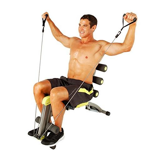 Wonder up - 12 in 1 Equipment, 180° Stretching,