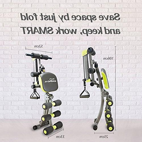 Wonder Core 2 up - in Ultimate Equipment, Design, Beyond 180° Stretching, 360°
