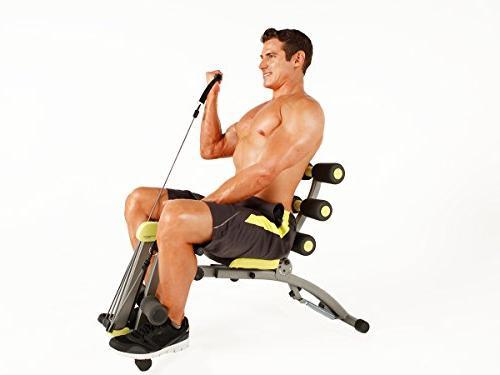 Wonder Core Sit up in 1 Equipment, 180° 360°