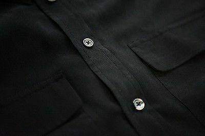 $208 Equipment Silk Shirt Black XS/S/M/L