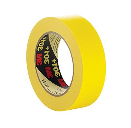 3m performance yellow masking tape 301