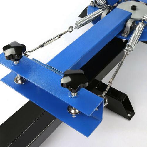 4 Silk Printing T-Shirt Press