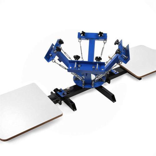 4 2 Silk Screen Press Equipment