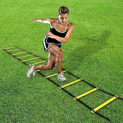 4M Speed Agility Training  Equipment Ladder Football Fitness