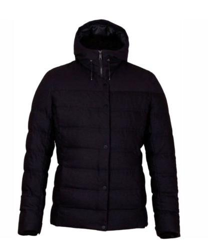 Auth Alchemy Equipment Wool Performance Hooded Down Jacket M