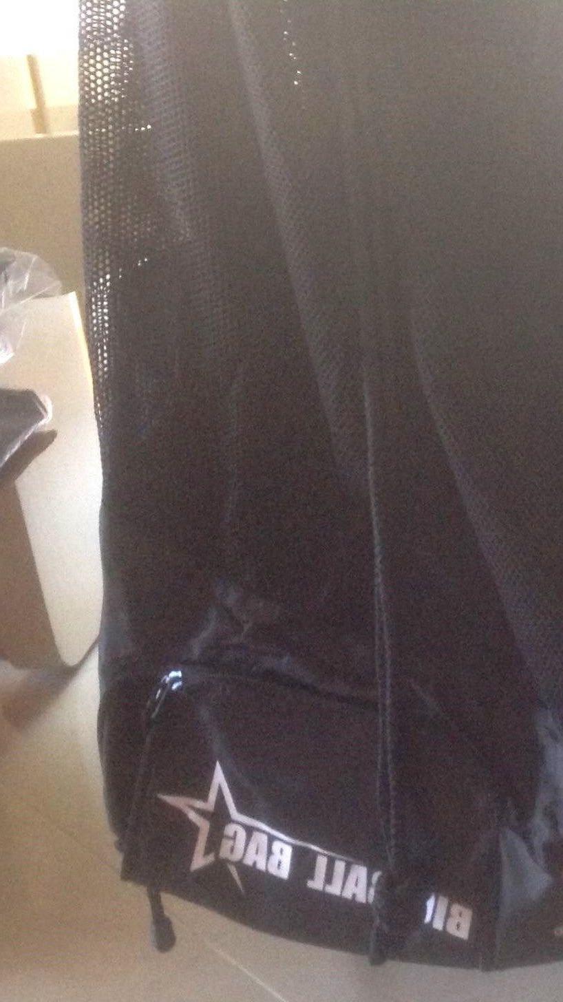BLACK EQUIPMENT PURPOSE NYLON/MESH BIG THE ROCK