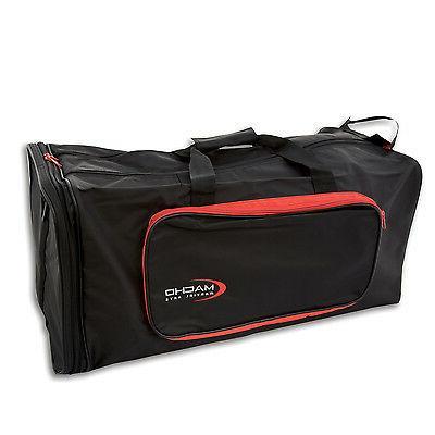 Champ Sports Sparring Gear Bag Karate Taekwondo Equipment Su