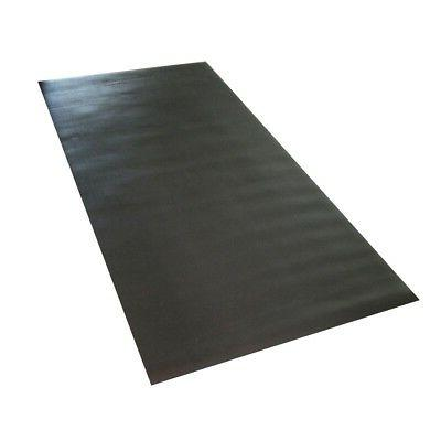 Confidence Fitness Rubber Mat for Treadmills and Other Gym E