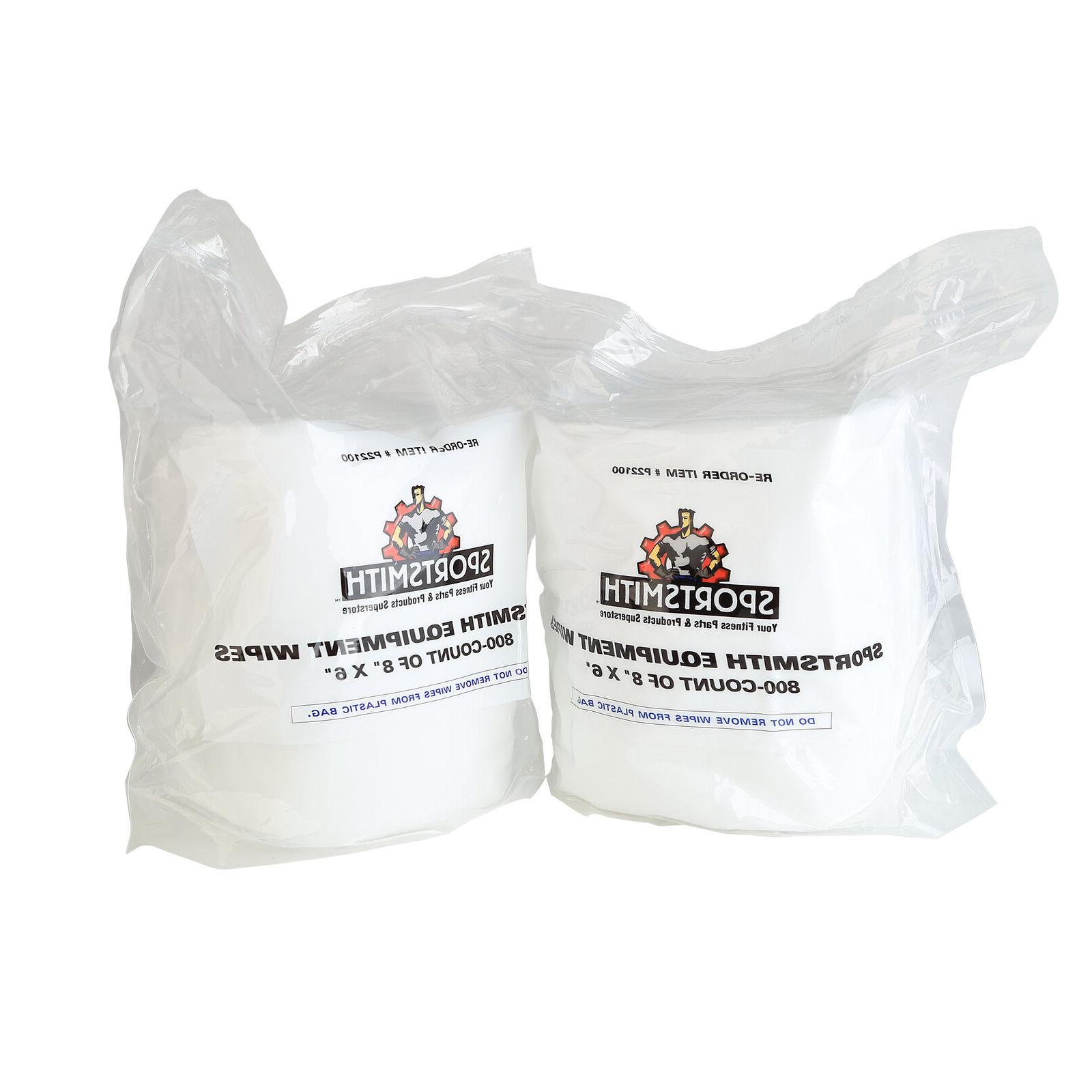 Fitness & Gym Equipment Cleaning Wipes, Case