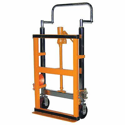 Hand Operated Hydraulic Furniture & Equipment Moving Dolly,
