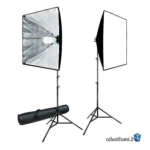 LimoStudio 700W Photo Video Studio Soft Kit, x Inch Reflector with Photography