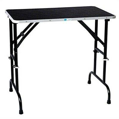 Sensational Master Equipment Adjustable Height Grooming Table 42 Caraccident5 Cool Chair Designs And Ideas Caraccident5Info