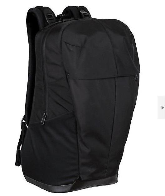 NWT Alchemy Equipment 25L Softshell Daypack Backpack Black A