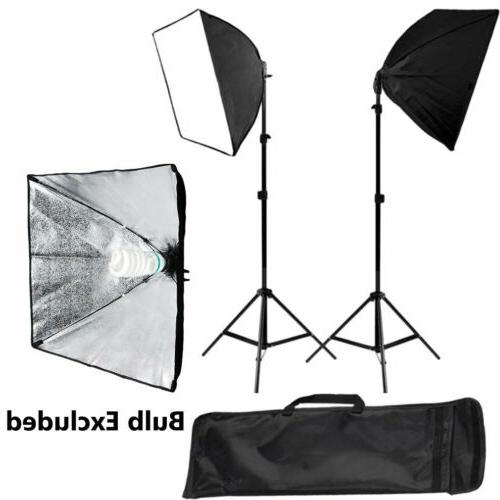 Pro Lighting Softbox Photography Photo Equipment Soft Studio