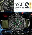 Special Forces Watch Big Face Military Equipment Digital Wat