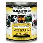 Vermeer Yellow Equipment Paint Quart