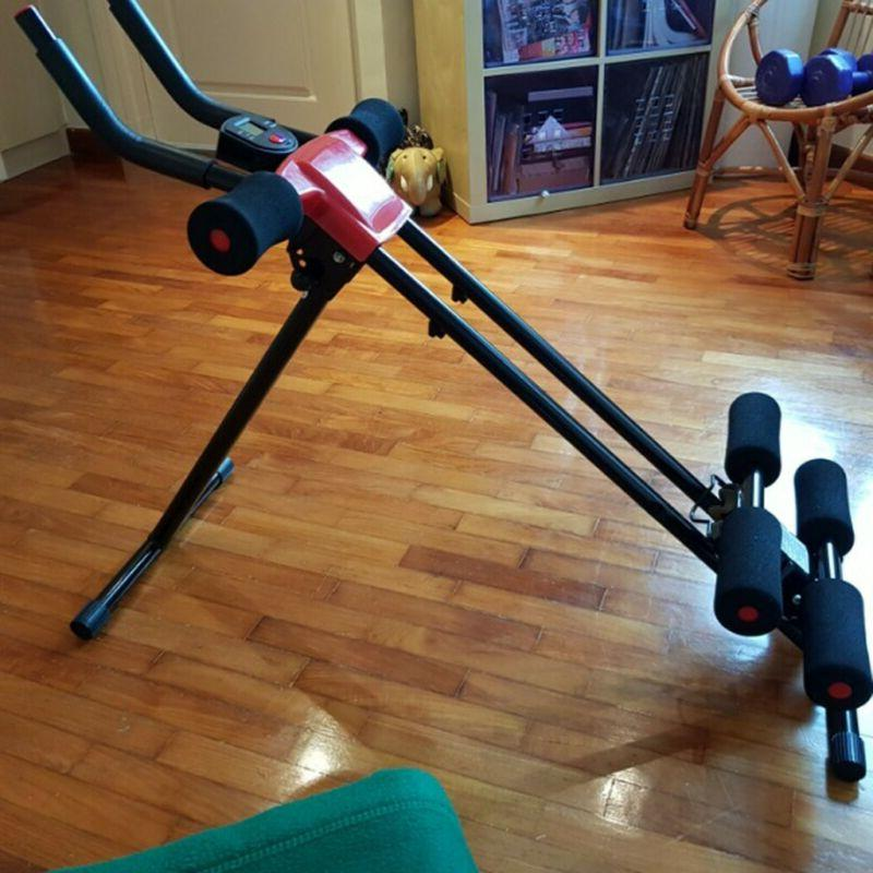 Ab Cruncher Fitness Machine Shaper