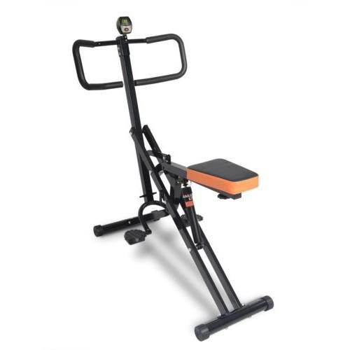 Ab Cruncher Gym Exercise