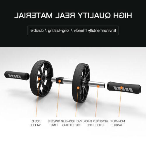 Ab Dual Wheel Equipment Abdominal