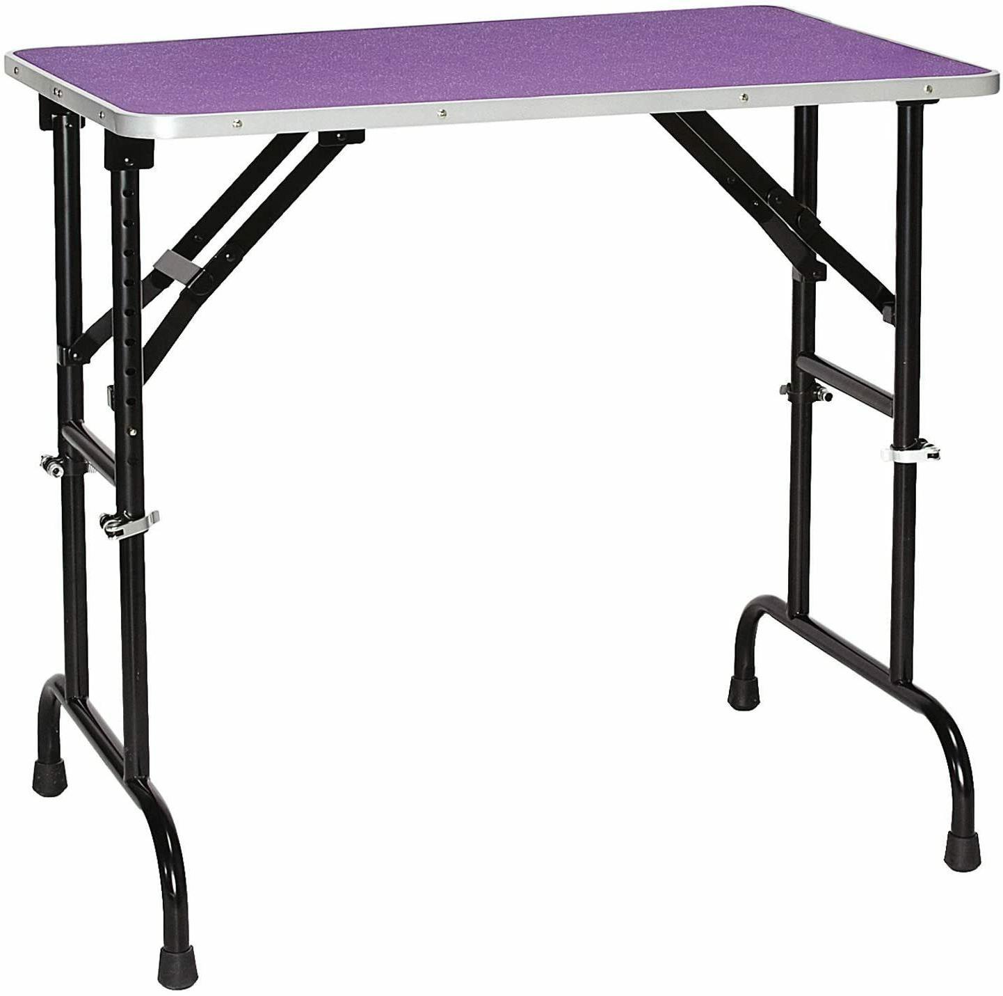 adjustable grooming table pets