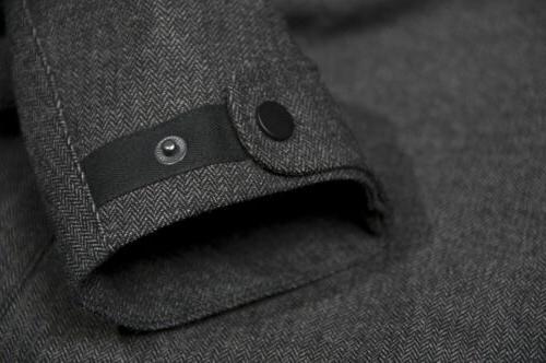 Alchemy AEM057 Wool Performance Jacket