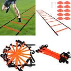 Agility Ladder Speed Training Equipment Fitness Exercise For