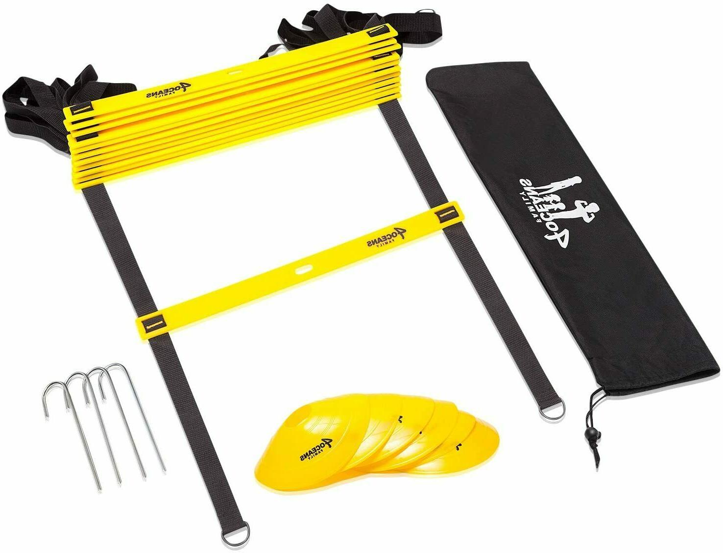 Agility Ladder Equipment