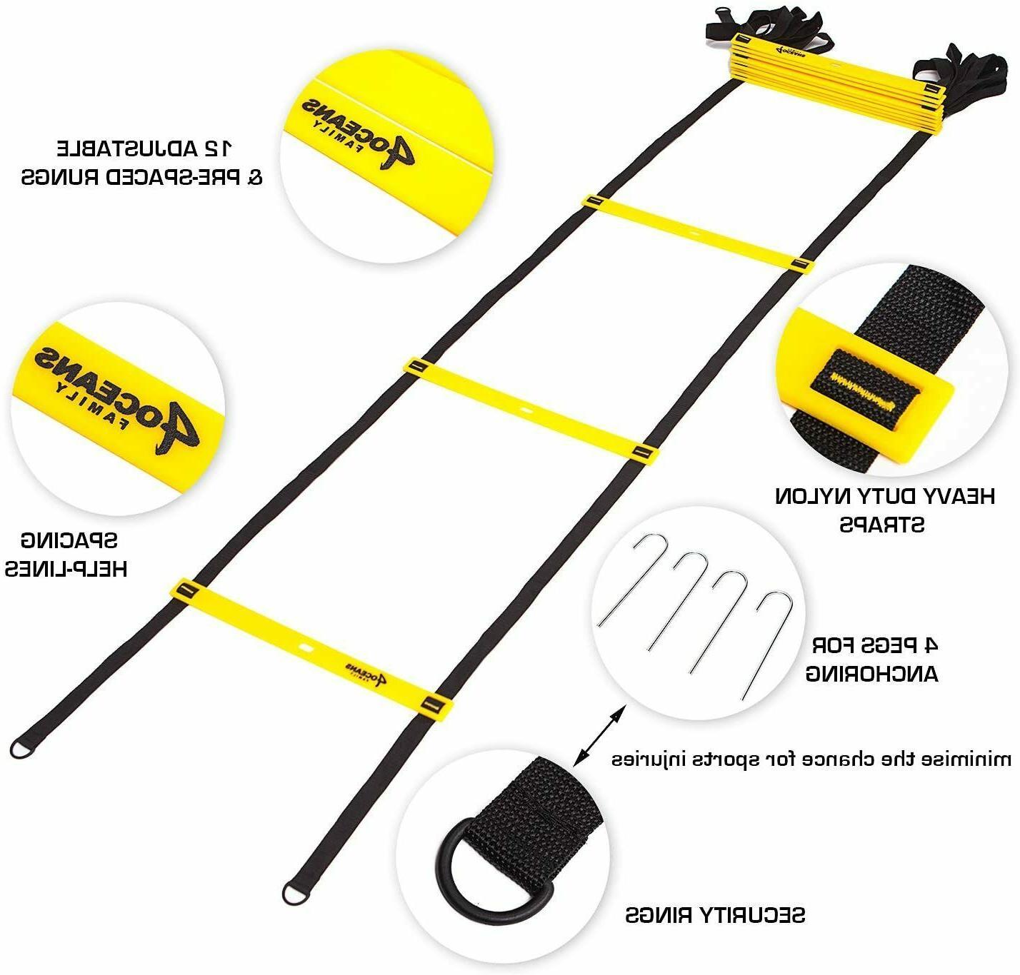 Agility Speed Equipment