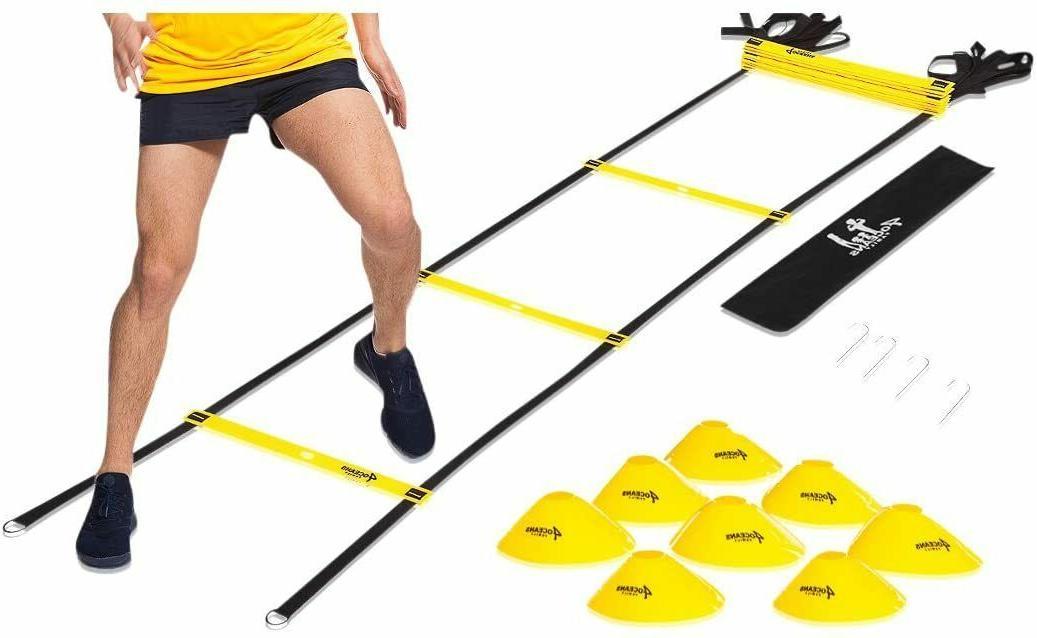 agility ladder speed training equipment