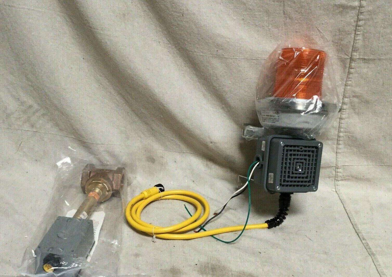 ap275 200 emergency station alarm amber beacon