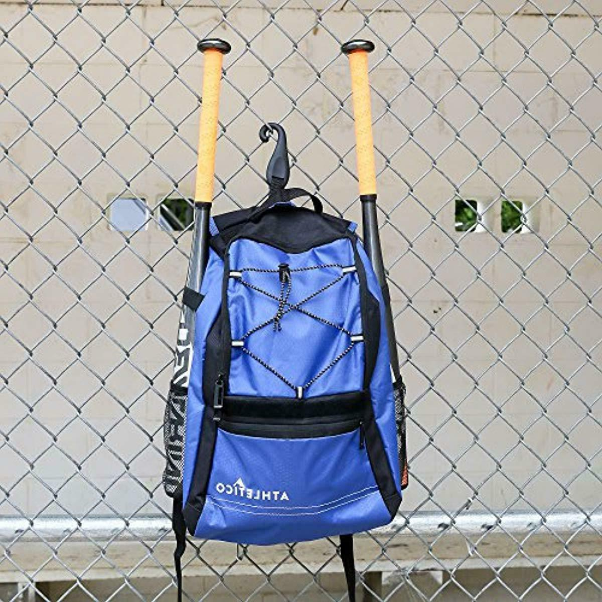 - Bat Backpack Baseball, T-Ball Equi