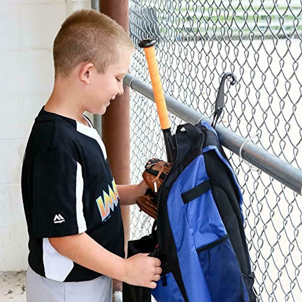 Athletico Youth Baseball Bag - Baseball, T-Ball Softball Equi