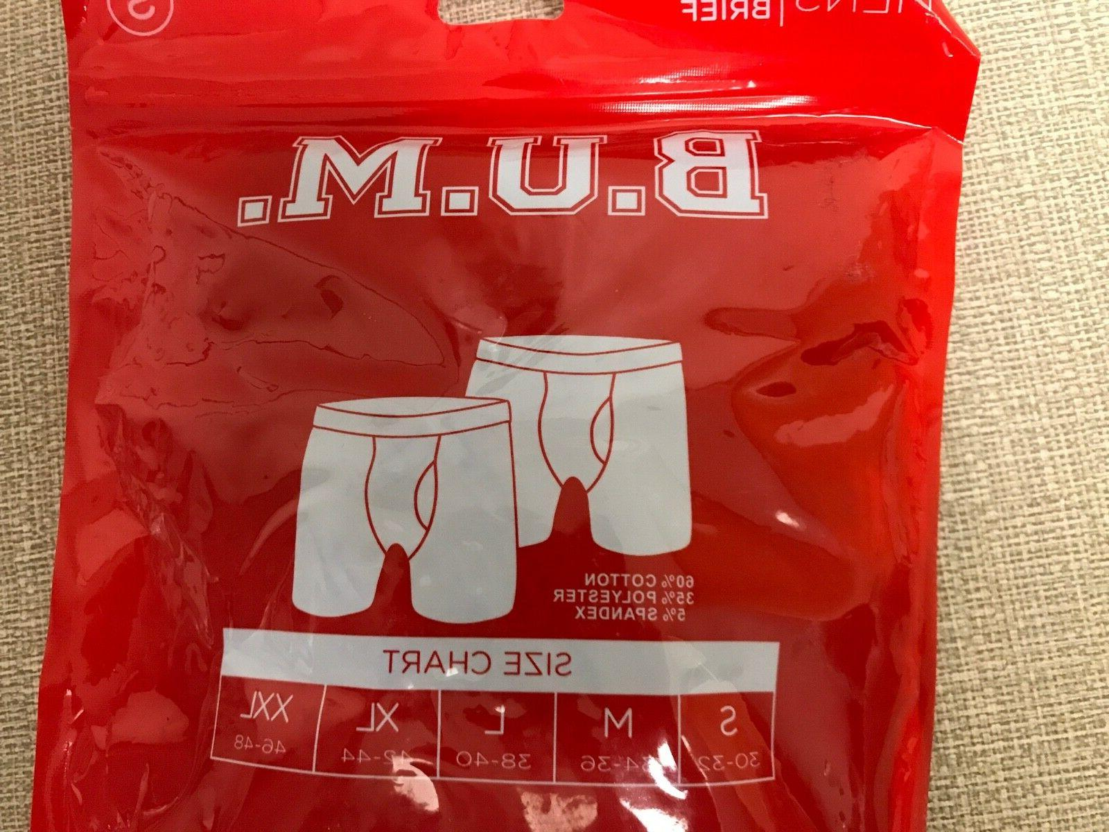 B.U.M. Equipment 2-pack S Boxer Briefs