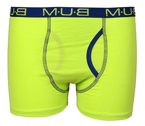 'B.U.M. Pack Lime/Navy, / 8-10'