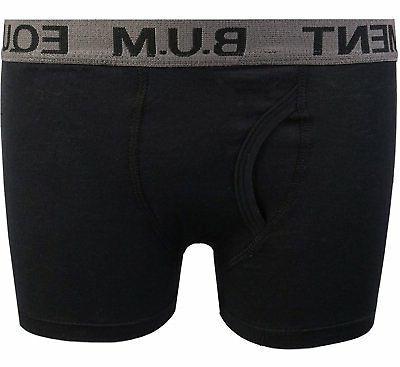 B.U.M. Briefs 10-Pack 100% Underwear Sizes XS-XL