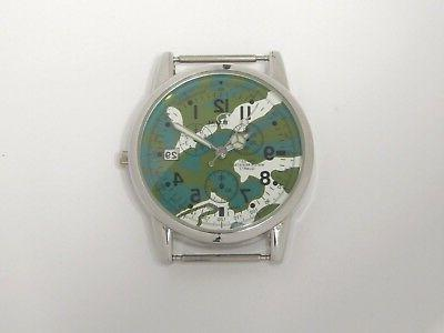 B.U.M. Watch w/ Hattori / Seiko Instruments PC Series Japane