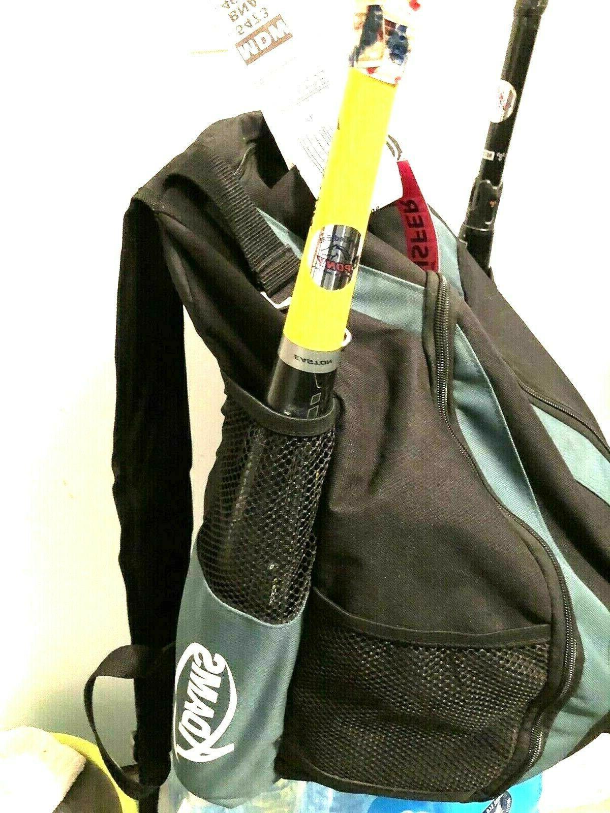 Baseball Green Bag Game Softball Equipment Bag