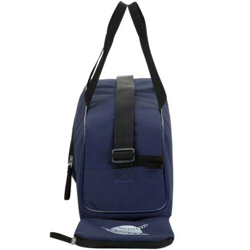 KIMLEE Baseball Bag Baseball T-Ball Softball Equipment Free