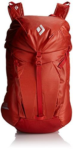 Black Diamond Bolt 24 Backpack, Deep Torch, Medium/Large