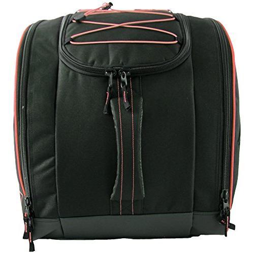 Element Equipment Boot Bag Deluxe Red