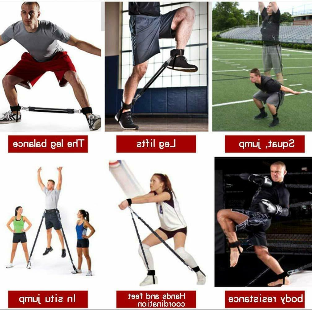 Boxing Gym Training Equipment Sports Resistance Bands