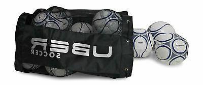 breathable soccer ball bag