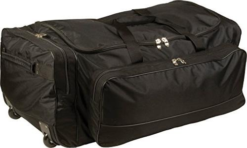 deluxe wheeled equipment bag