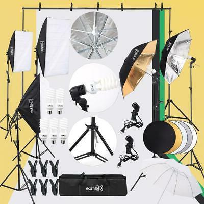 Digital 3 Backdrop Umbrella Equipment