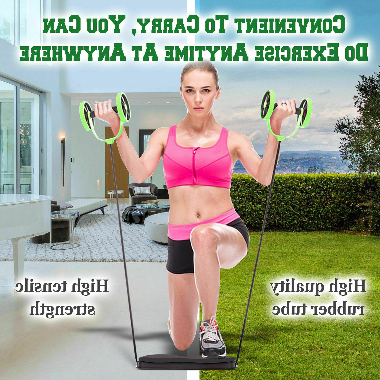 Double Gym Fitness Equipment