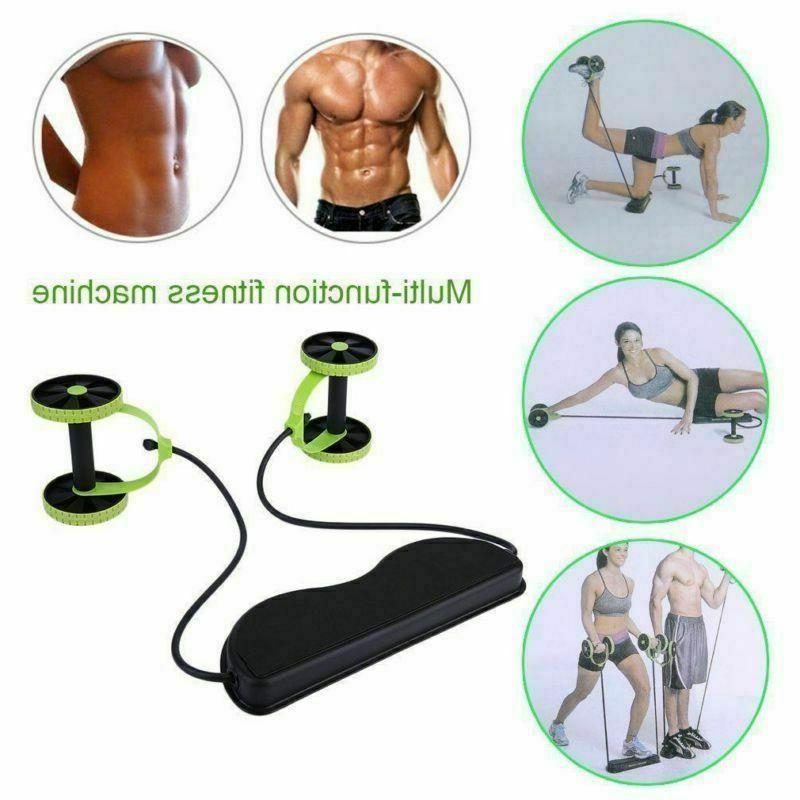 Rope Waist Abdominal Slimming Gym Fitness Equipment